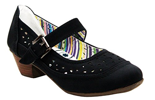 womens-ladies-mary-jane-buckle-strap-girls-low-heel-summer-casual-court-shoes-uk-sizes-3-8-uk-5-blac