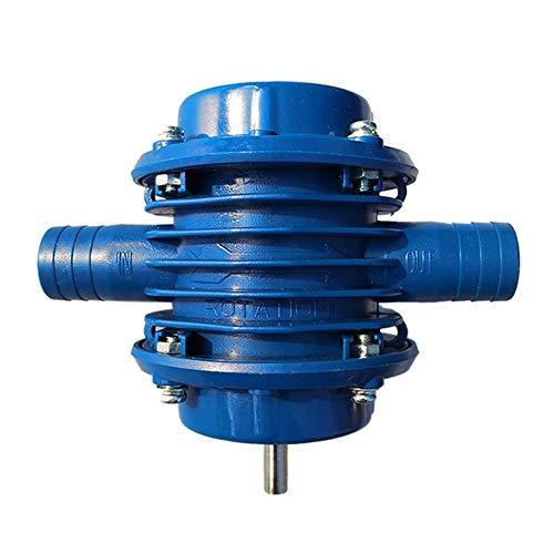 Im Freien Mini selbstansaugende Hand Micro Auto-Absorption Bohrmaschine Wasserpumpe Kreiselpumpe für Hausgarten 57 Micro Mini