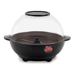 West Bend 82306 Stir Crazy 6-Quart Electric Popcorn Popper