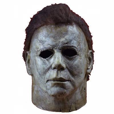 Myers Kostüm Michael Clown - WULIHONG-MaskeNeue Michael Myers Maske Halloween Cosplay Horror Vollmaske Gruselfilm Charakter Erwachsene Cosplay Kostüm Requisiten Spielzeug