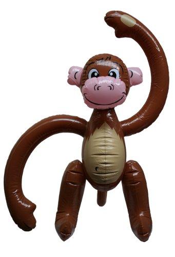 58 centimetri gonfiabile scimmia