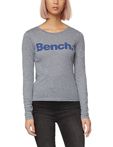 bench-womens-long-sleeve-corp-tee-tops-blue-dress-blues-marl-x-large