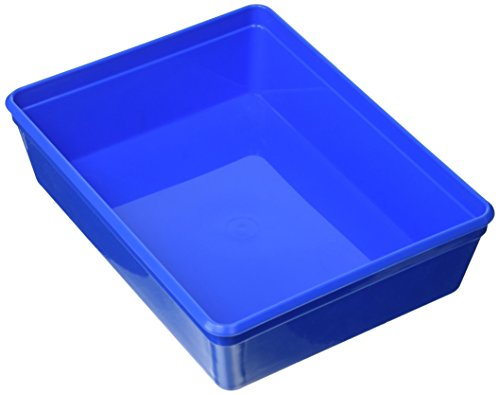 Martin 310.20.050 Instrument Tablett 15 cm x 20 cm Polypropylen Ware in blau