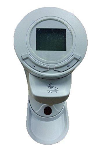PsgWXL Duschlotionsspender Automatische Induktions-Flüssigkristall-Anzeigen-Seifenspender-Handseife-Flaschen-Hotel-Badezimmer-Küche