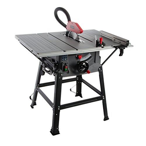 "ParkerBrand 10"" High Power 5000RPM Table Saw"