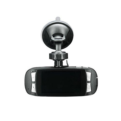 Spy Tec Full HD 1080p H.264Car DVR Kamera Recorder Dashboard Cam | Black Box Video Recorder | Authentic NT96650+ AR0330