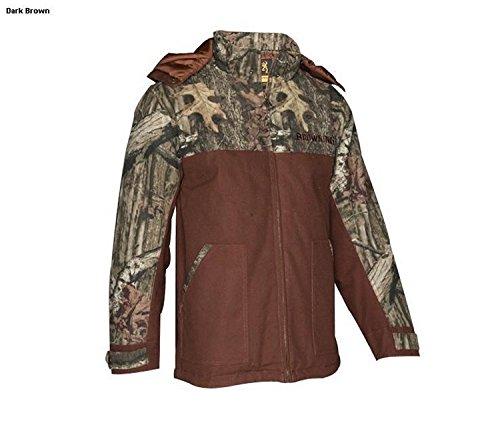Browning Men's Fillister Hooded Jacket (Mens Hooded Canvas Jacket)