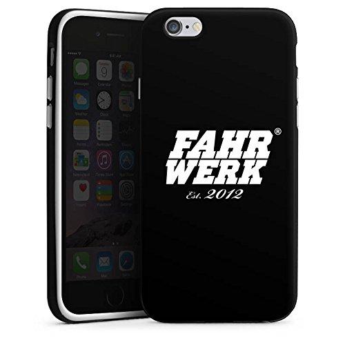 Apple iPhone 5s Housse Étui Protection Coque Châssis Véhicules Voitures Housse en silicone noir / blanc