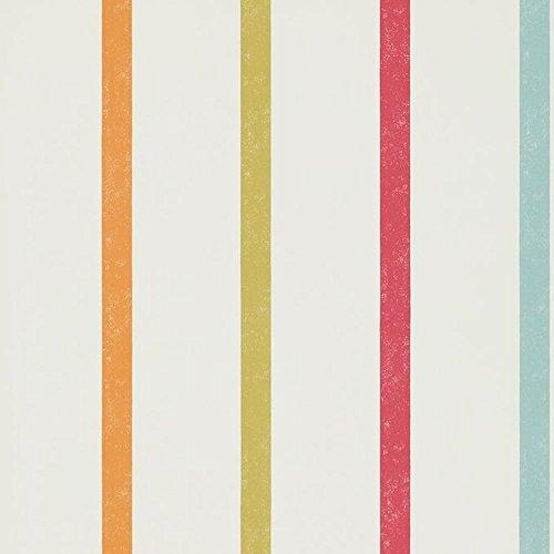 coquelicot-orange-soufre-111113-hoppa-cabas-levande-scion-rayures-de-papier-peint