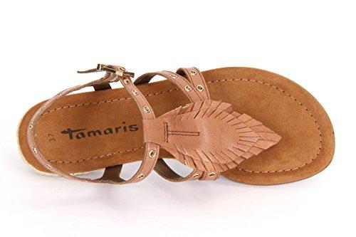 Tamaris TAMARIS Sandales 1–1de 28185–36/440 Marron - Marron (noix)