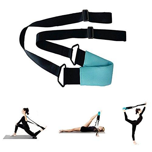 AiYoYo Fitnessbänder Widerstandsband Flexibilitätstrainingsgürtel Trainingsbänder Yoga, Pilates Für Das Ganzkörpertraining, Um Ihre Flexibilität Zu - Zu Hallo Wie Sagen,