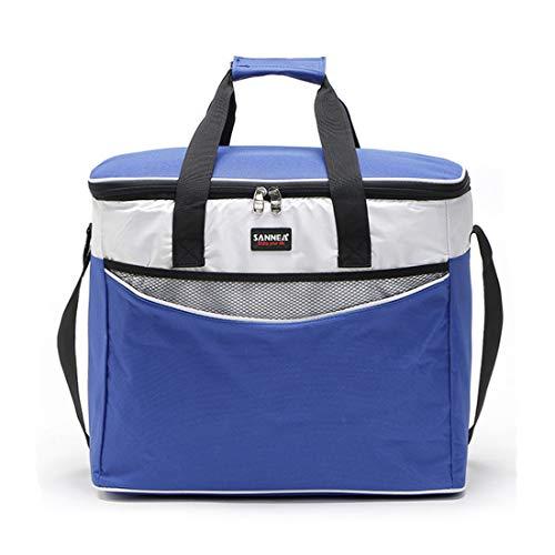 LHY TRAVEL Grand Sac d'isolation en Tissu Oxford Sac de Rangement réfrigéré pour Sac à Lunch Portable de Pique-Nique en Plein air