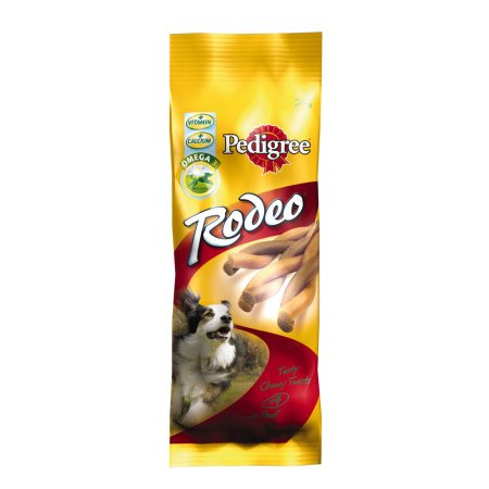 Artikelbild: Pedigree Rodeo Beef Dog Treat Chews 4 Sticks