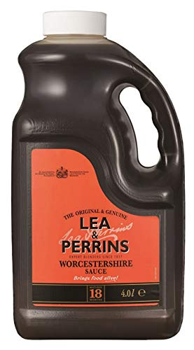 Lea & Perrins Worcestershire Sauce 4L Catering