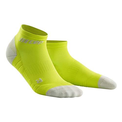 CEP - Low Cut Socks 3.0 für Herren | Kurze Sportsocken für Dein Workout in grün | Größe IV (Herren Nylon-knöchel-socken)