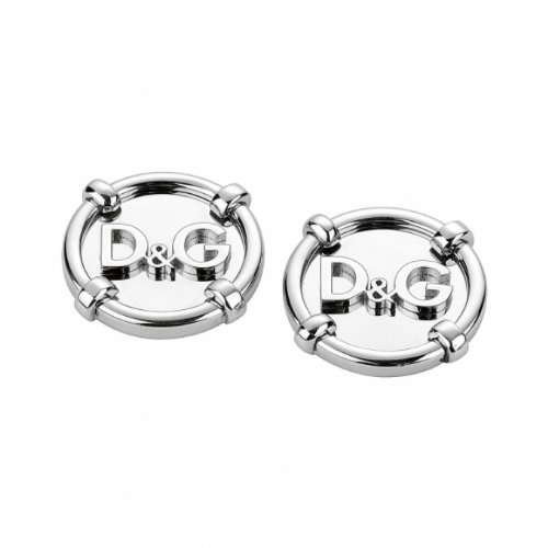Dolce & gabbana–dj1113–flex–orecchini donna–acciaio