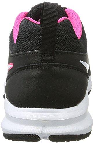 Nike Wmns T-Lite Xi, Chaussures de Gymnastique Femme Noir (Black/White-Hyper Pink)