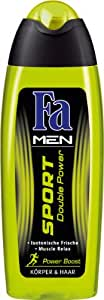 Fa Men Duschgel Sport Double Power Boost, 6er Pack (6 x 250 ml)