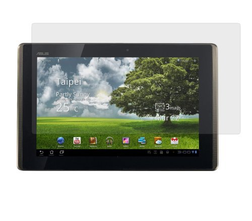 Emartbuy Asus Eee Pad Transformer Tf101 Tf-101 Tablet Bildschirm Protector 10-In-1-Pack Mit Mikrofaser-Reinigungstuch Tf101 Screen Protector