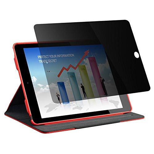 iPad Privacy Display Schutz, 4Way 360 Grad Datenschutz Apple iPad Air/Air2/Pro 9,7 Zoll Bildschirmschutz [1er Pack] - Überfüllten Bus