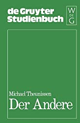 Der Andere (De Gruyter Studienbuch) by Michael Theunissen (1981-06-01)