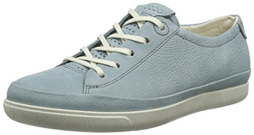 ECCO - Damara, Scarpe Stringate Donna, Blu (12287 Trooper), 40 EU