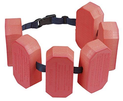 Schwimmhilfe Schwimmgürtel Kinder - rot