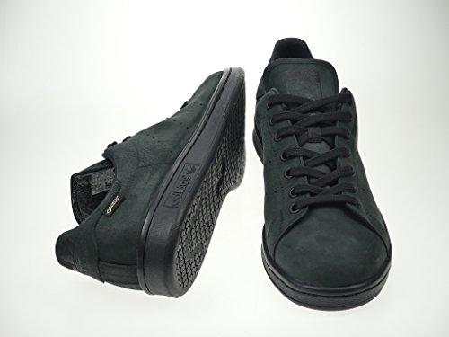 Basket, couleur Noir , marque ADIDAS ORIGINALS, modèle Basket ADIDAS ORIGINALS STAN SMITH GTX Noir Noir