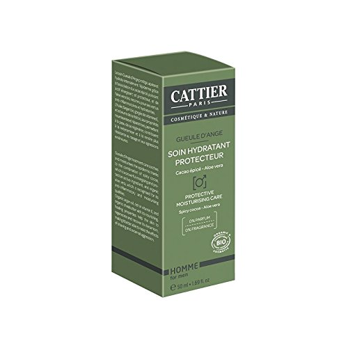 Cattier Men Gueule d'Ange Protective Moisturizing Care 50ml