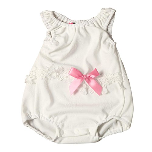 21cffa733 FAMILIZO Beb Reci N Nacido Beb Ni As Floral Mono Traje De Mono Conjunto  Pijama 12