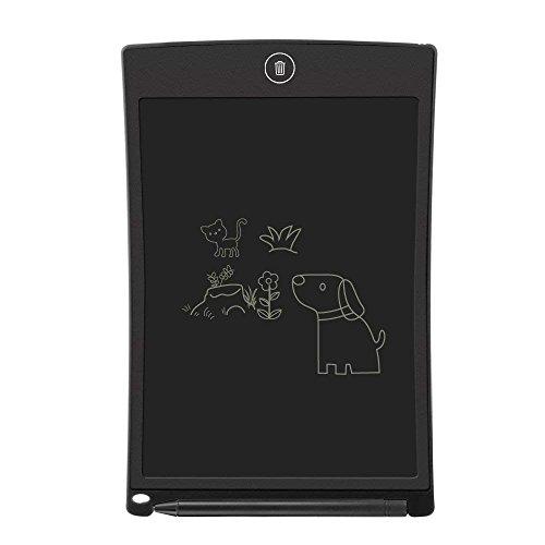 Mini Tableau Portable Dessin Tablette Ecriture Avec Stylet, Batterie Intègre pour Restaurant,Etudiant Animation, Designer, Entrepreneur