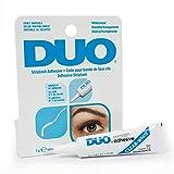 Adesivo per ciglia e sopracciglia artificiali da 7 ml, DUO Strip lash adhesive,resistente all'acqua, vegano, colla per ciglia a strisce e sopracciglia finte