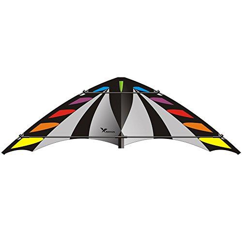 Elliot-XDream Hirsch Volant, xdrea _ G, Rainbow/Schwarz/Weiß