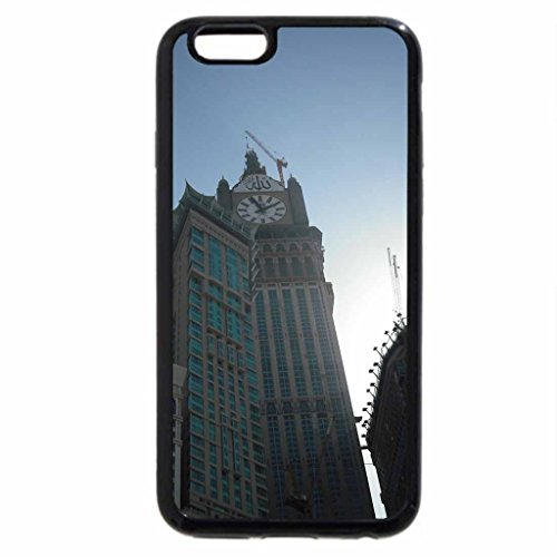 iPhone 6S / iPhone 6 Case (Black) high time