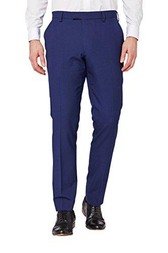 next Uomo Completo Smoking: Pantaloni Blu