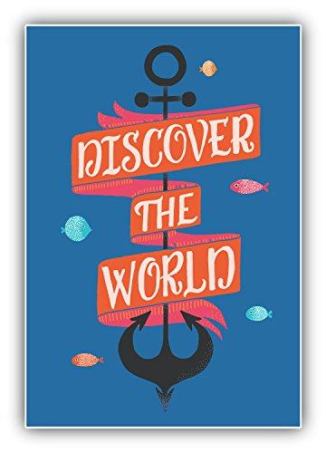 discover-the-world-slogan-kunst-dekor-aufkleber-8-x-12-cm