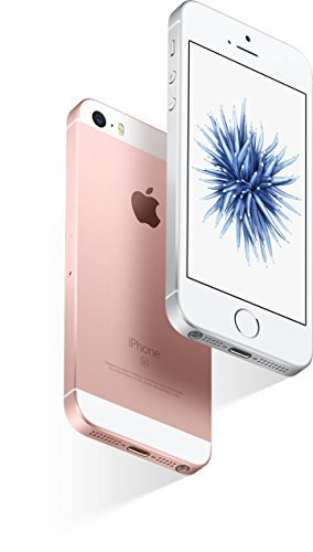 Apple iPhone SE 64GB 4G Plata  Color blanco - Smartphone  SIM   nica  iOS  NanoSIM  EDGE  GSM  DC-HSDPA  EVDO  HSPA   UMTS  LTE