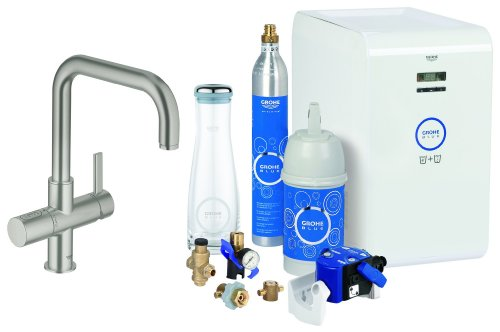 GROHE Blue Chilled & Sparkling - faucets (100 - 240, 50 - 60)