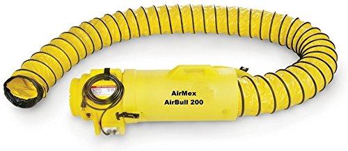 Schlauch-Kanister mit 5m Absaugschlauch für AirBull 200 -