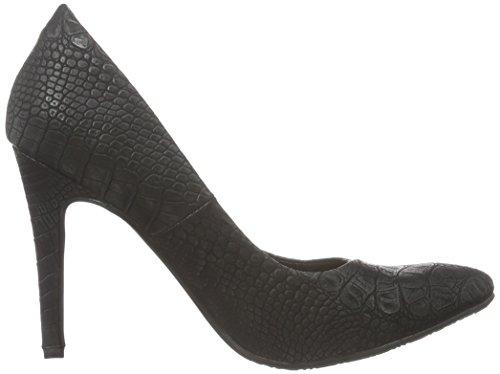 XTI Damen 30262 Pumps Schwarz (Black)