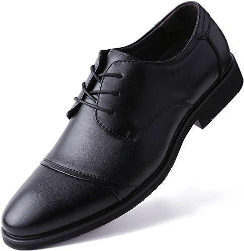Marino Avenue - Herren Derby-Schuhe im Brogue-Stil - Leder - klassisch & elegant