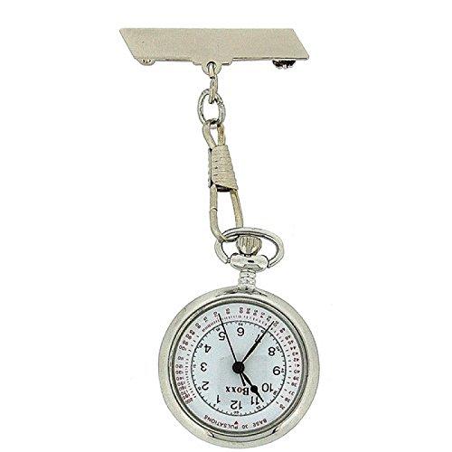 Kalender Mit Taschenuhren (BOXX Prof. Unisex Krankenschwester/Arzt Taschenuhr mit Kette Boxx277)