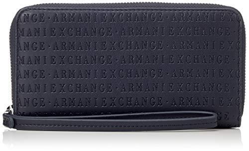 Armani Exchange - Fabric Round Zip
