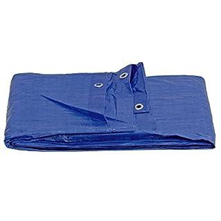 abratools Construction–Canopy Polyethylene BELFLEX 10x 15m 120g Blue