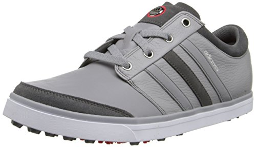 Adidas Adicross Gripmore Golf Uomo US 11 Grigio Scarpa de