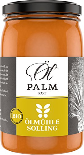 Ölmühle Solling Rotes Palmöl - 250 ml - BIO
