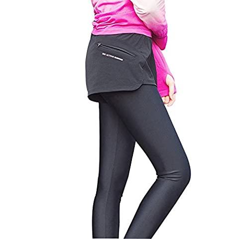 Legging pour femme Outdoor Fitness Walking Running Yoga stretch pour femme, xl