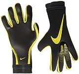 Nike Herren Mercurial Goalkeeper Touch Victory Torwarthandschuhe, Anthracite/Black/Opti Yellow, 9