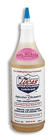 Traitement Carburant moteur essence diesel Lucas Oil 1 L