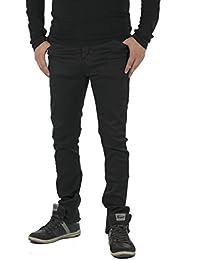 Deeluxe - Deeluxe - Jeans homme JEDI noir